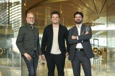 Michael Friedman, Bjarke Ingels, Sebastian Vivas