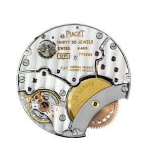 Piaget Patrimony 12P calibre