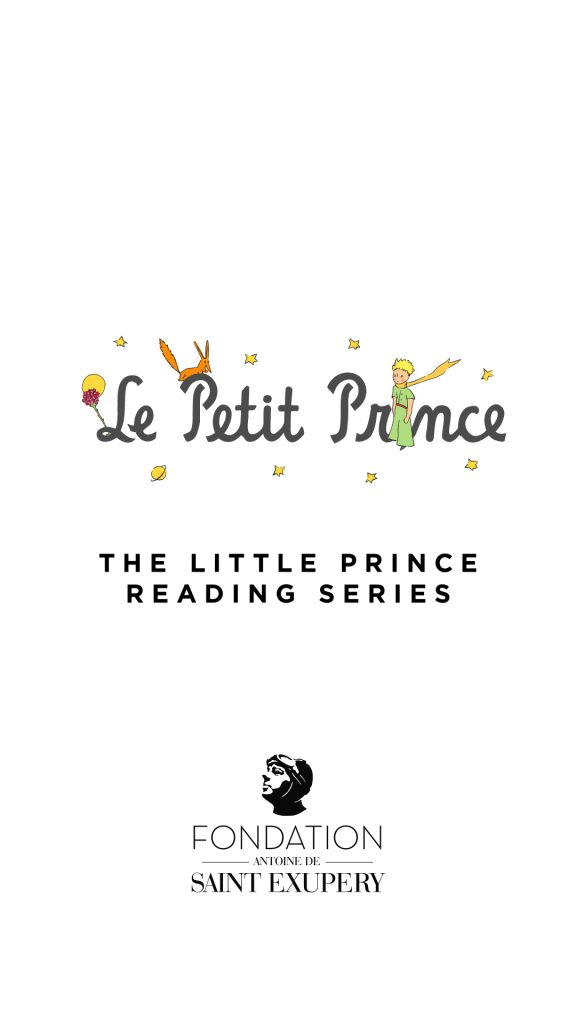 "IWC Brand Ambassadors to read from ""The Little Prince"""