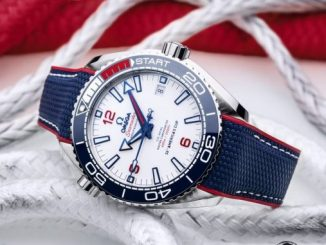 Omega Planet Ocean 600m America's Cup Edition