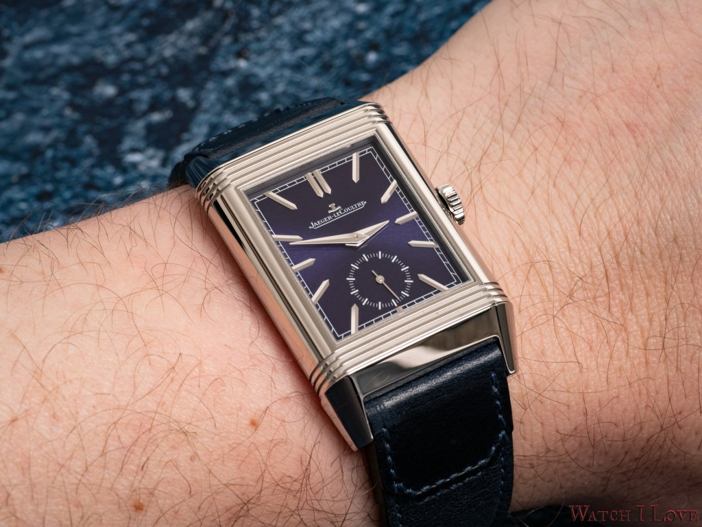 Jaeger-LeCoultre Reverso Tribute Duoface Reference Q3988482.
