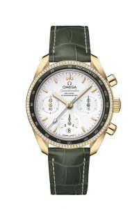 OMEGA Speedmaster 38 Co-Axial Chronograph Reference 324.68.38.50.02.004