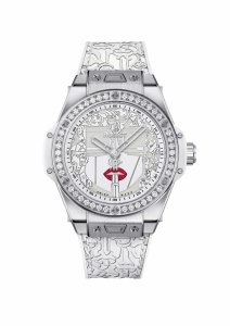 Hublot Big Bang One Click Marc Ferrero White