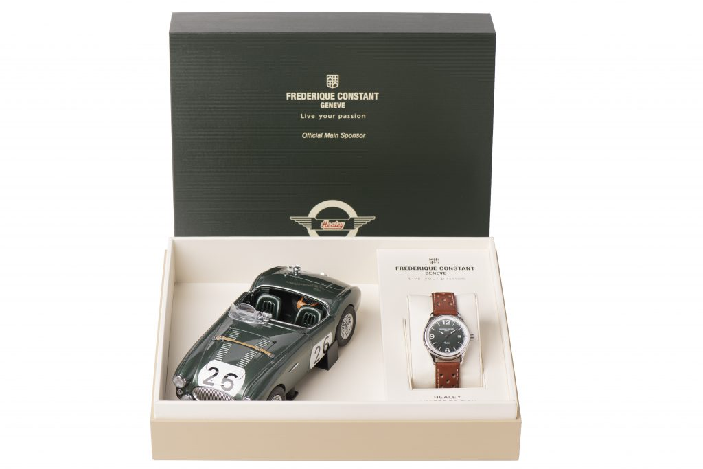 Frederique Constant Vintage Rally Healey Automatic Giftbox