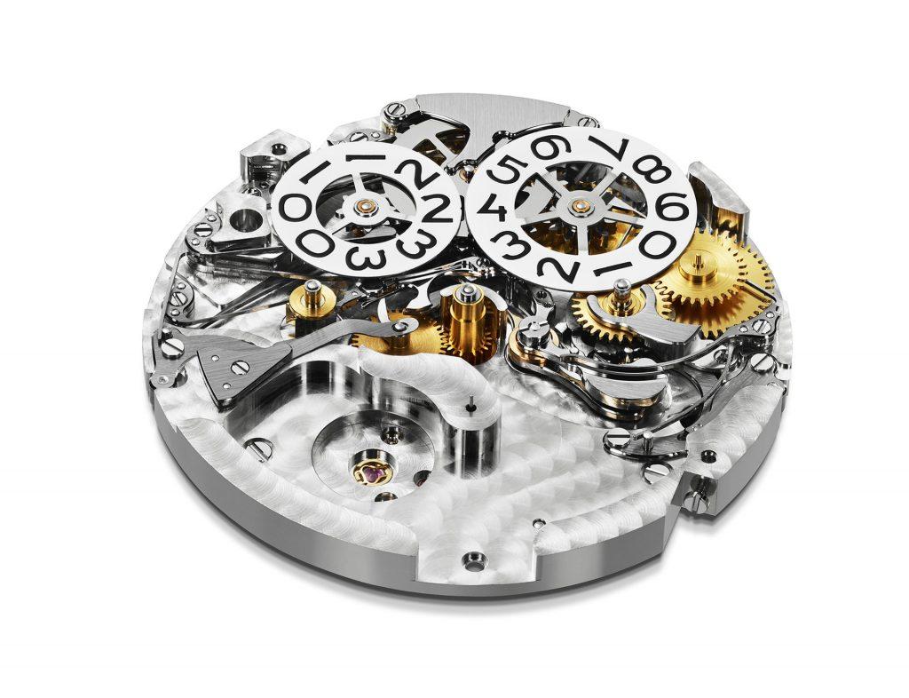 Mechanical automatic calibre L.U.C 96.22-L