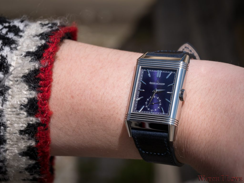 aeger-LeCoultre Reverso Tribute Duoface