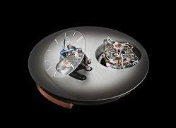 Endeavour Cylindrical Tourbillon H. Moser × MB&F