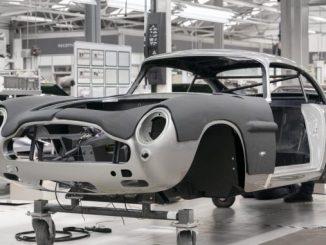 Aston Martin DB5 Goldfinger
