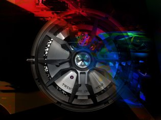 """Roger Dubuis """"The Real Race"""""""