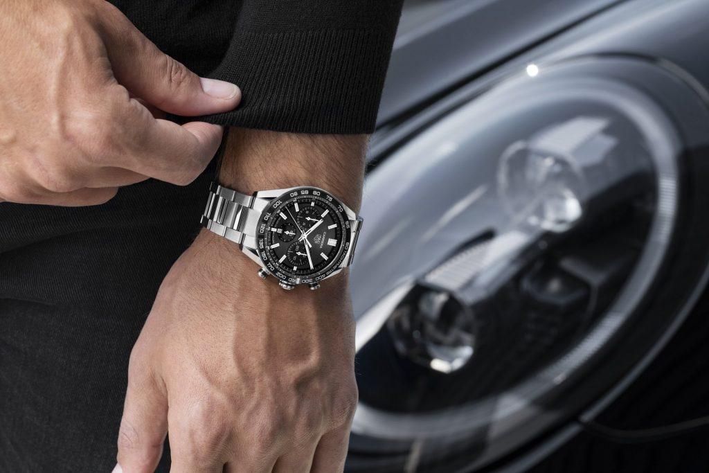 TAG Heuer Carrera Sport Chronograph 44mmCalibre HEUER02 AutomaticReferenceCBN2A1B.BA0643