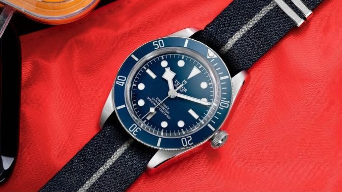 "TUDOR Black Bay Fifty-Eight ""Navy Blue"""