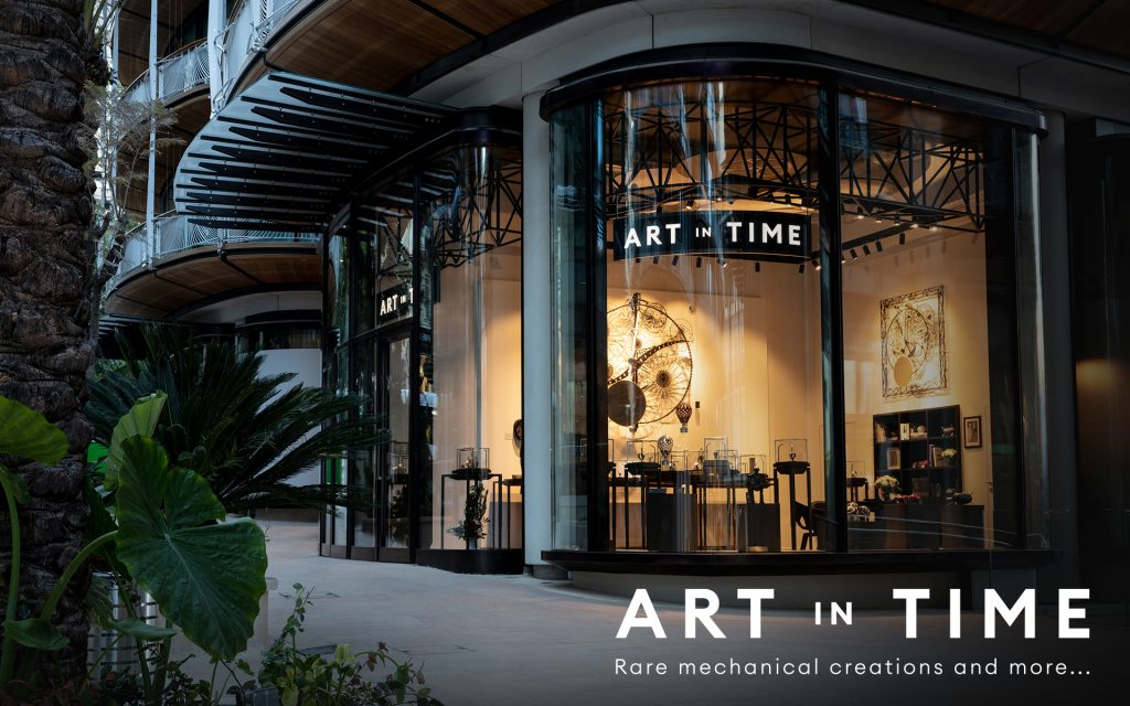 De Bethune at Art In Time Monaco