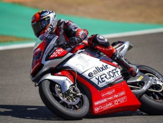 Meccaniche Veloci Sponsors the MV Agusta Forward Racing Team