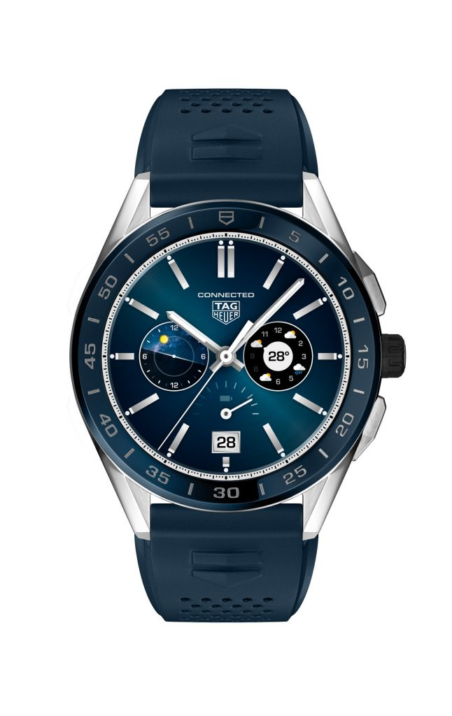TAG Heuer Connected Summer Edition Reference SBG8A11.BT6220