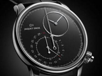 Jaquet Droz Grande Seconde Off-Centered Chronograph