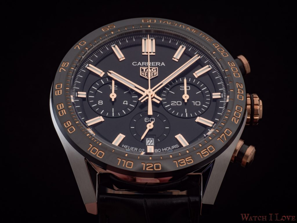 TAG Heuer Carrera Sport Chronograph 44 mmCalibre HEUER02 AutomaticReferenceCBN2A5A.FC6481