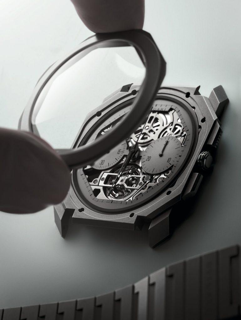 Octo Finissimo Tourbillon Chronograph Skeleton Automatic