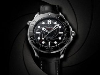Seamaster Diver 300M James Bond Numbered Edition