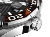 TAG Heuer Aquaracer 43 mm Tortoise Shell Effect Calibre 5 Automatic in Brown WAY201N.FT6177