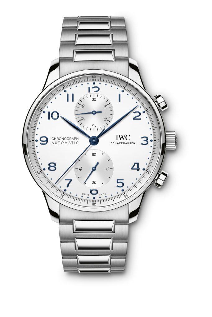 IWC Portugieser Chronograph Stainless Steel Bracelet