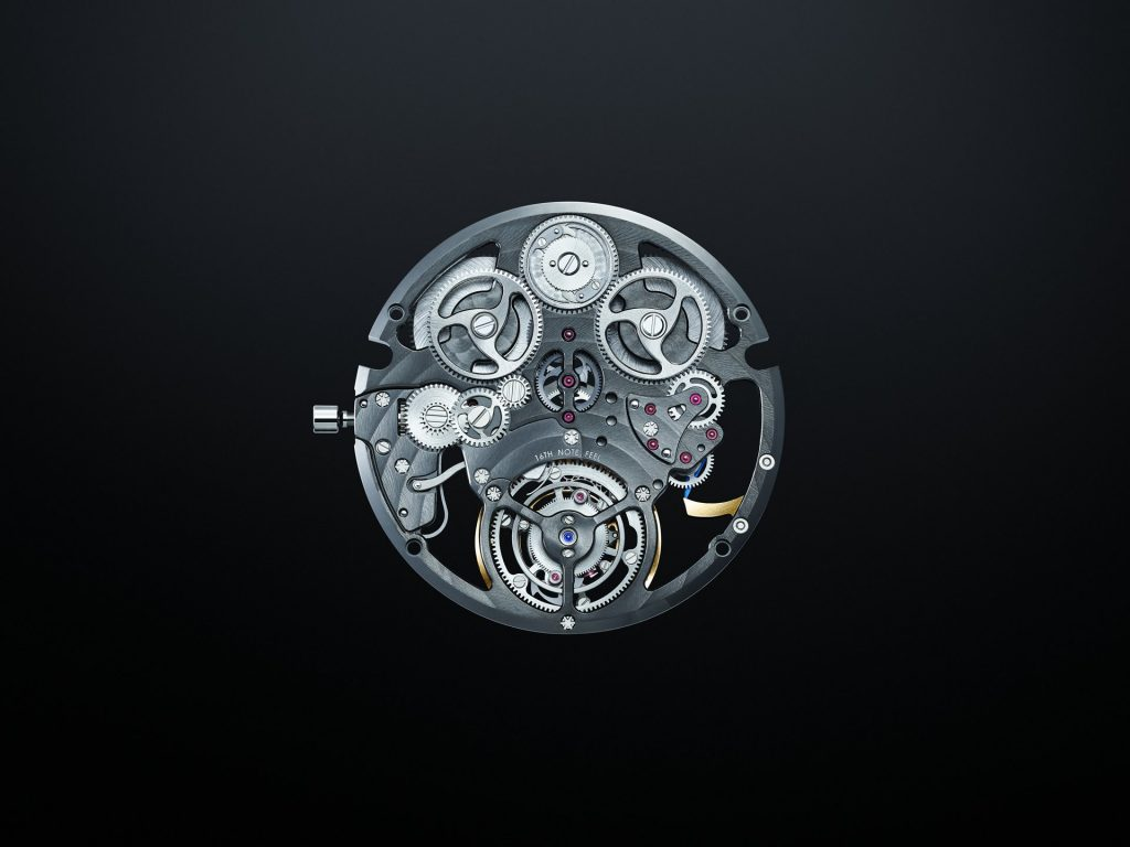 Grand Seiko T0 Constant-force Tourbillon