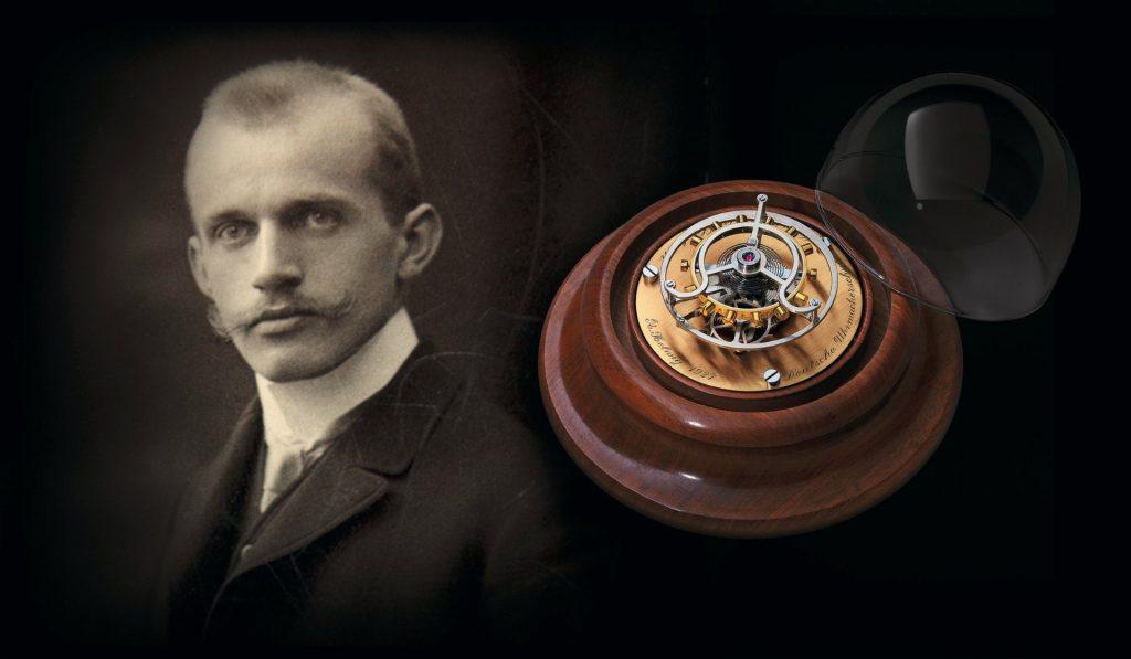 Glashütte Original Alfred Helwig Tourbillon 1920 - Limited Edition