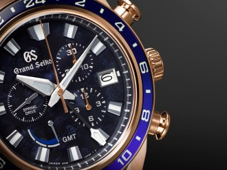 Grand Seiko Spring Drive Chronograph GMT 60th Anniversary Limited Edition