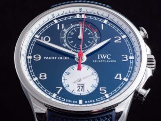 "IWC Portugieser Yacht Club Chronograph Edition ""Orlebar Brown"""