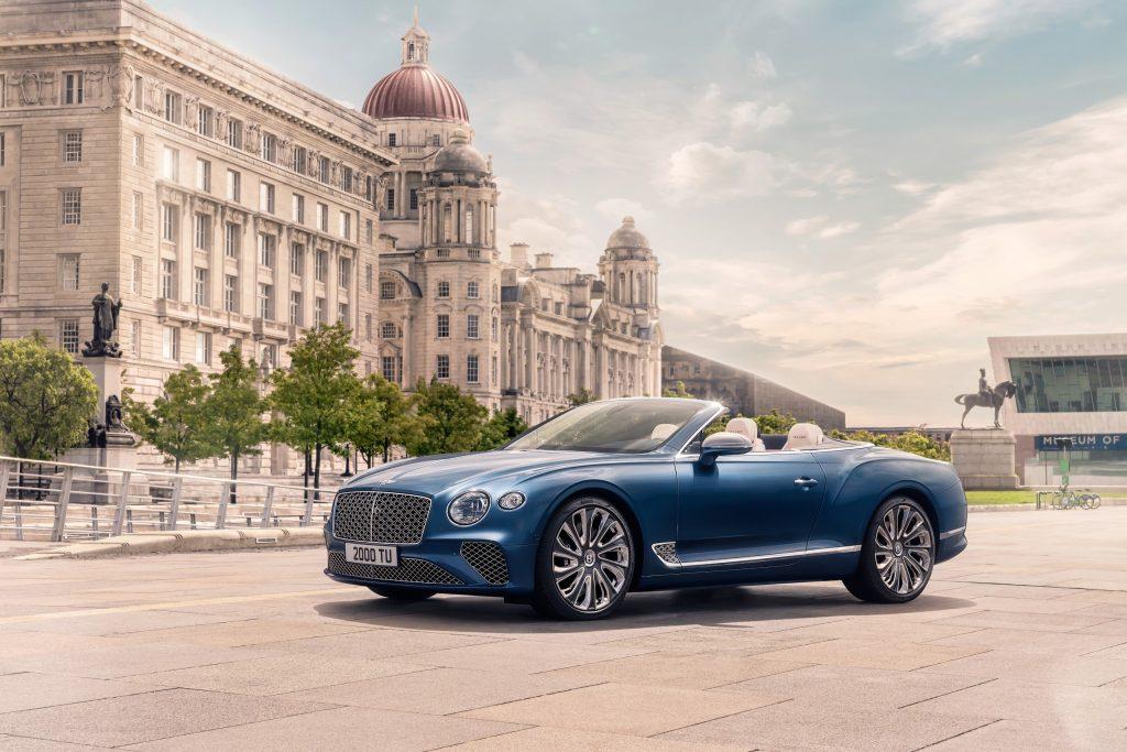 Bentley Mulliner Salon Privé