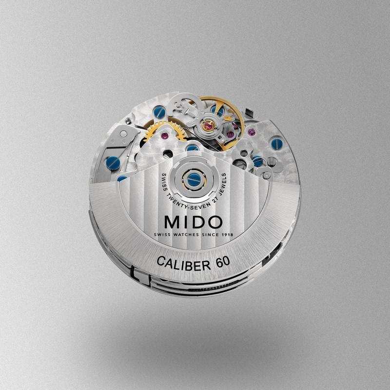 Mido Calibre 60