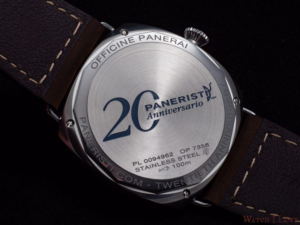 Panerai Radiomir Venti PAM02020