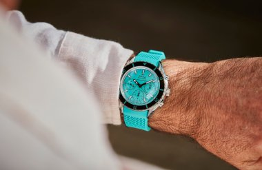 798.10.241.25 (turquoise dial, turquoise rubber strap)
