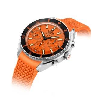 798.10.351.21 (orange dial, orange rubber strap)