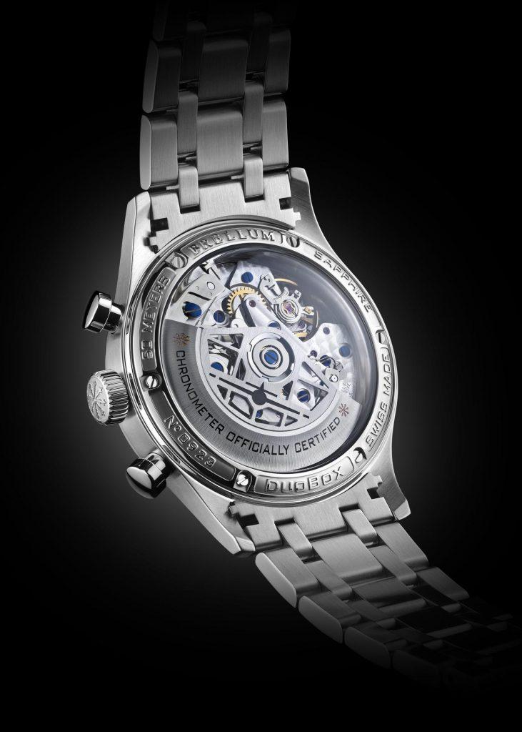 Brellum PILOT Power Gauge Chronometer