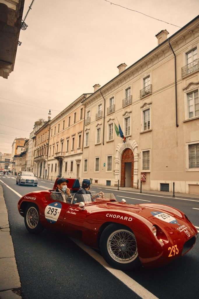 1000 Miglia 2020 - before the start of the race (c) Adam Fussell