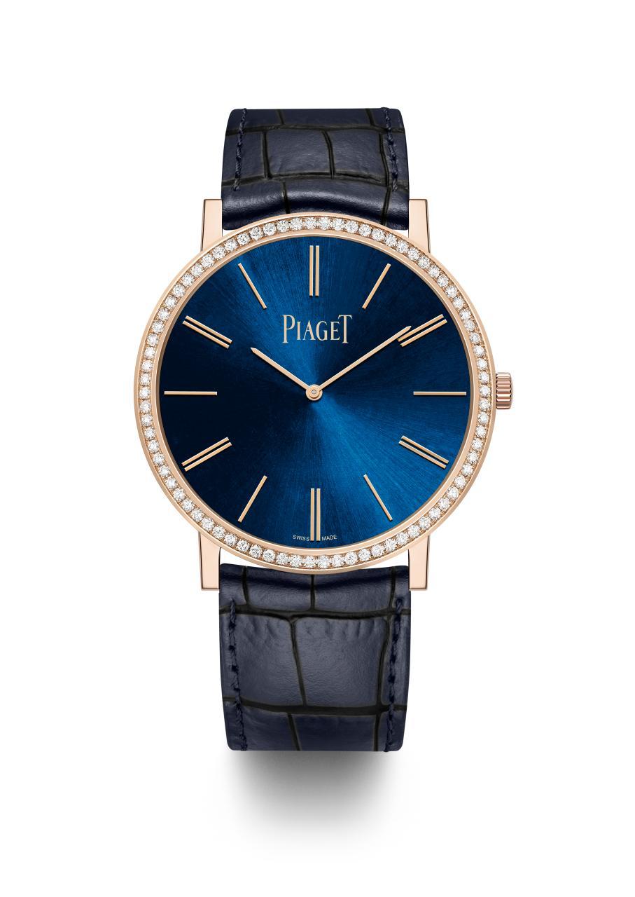 Piaget Altiplano Blue Ref. G0A45051
