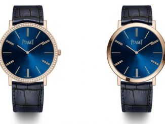Piaget Altiplano Limited Editions Blue