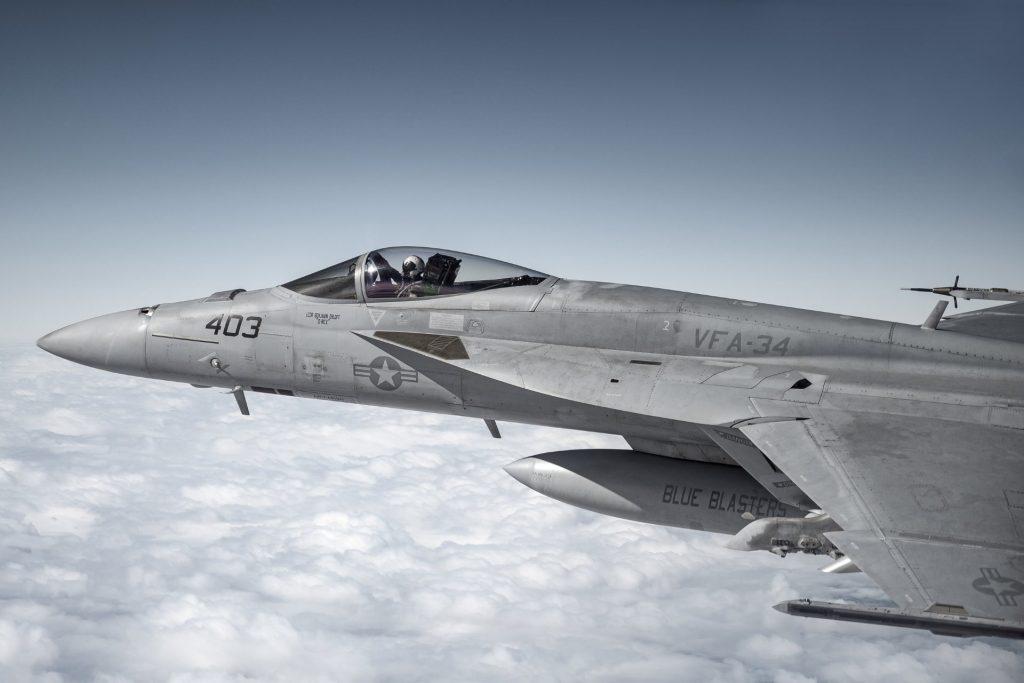 F-18 Super Hornet