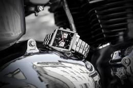 TAG Heuer Monaco Chronograph 39 mm Calibre Heuer 02 AutomaticReference CBL2113.BA0644