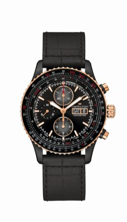 Hamilton Khaki Aviation Converter Auto Chrono