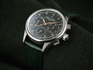 Frederique Constant 1988 Flyback Chronograph Manufacture About Vintage Special Edition