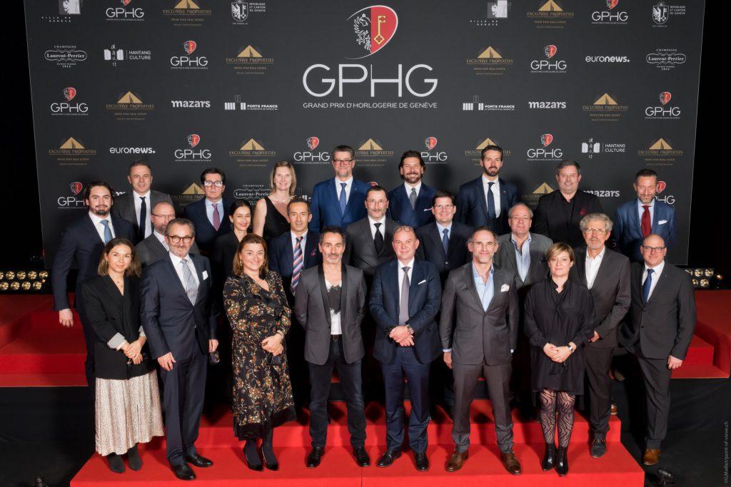 GPHG 2020 The members of the jury