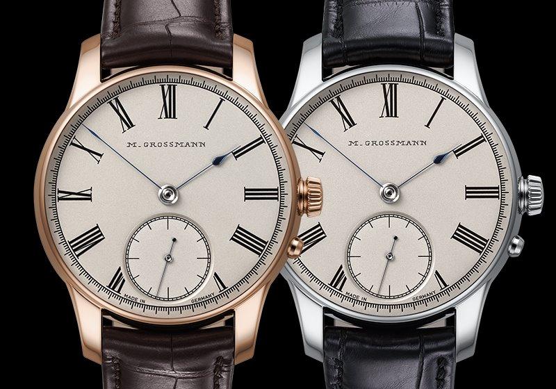 Grossmann Uhren XII Birthday Edition
