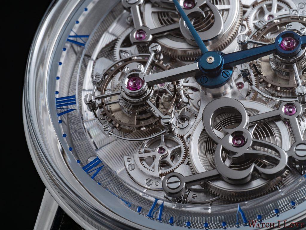 Breguet Classique Double Tourbillon Quai de l'Horloge
