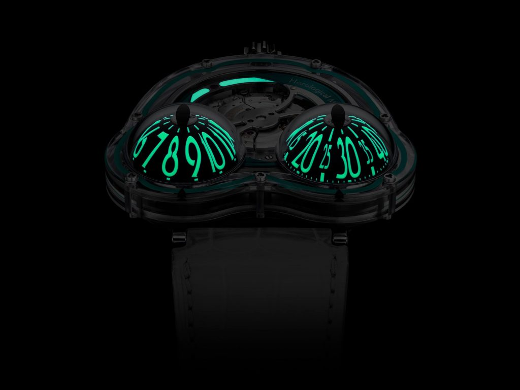 MB&F Horological Machine N°3 'Frog X'