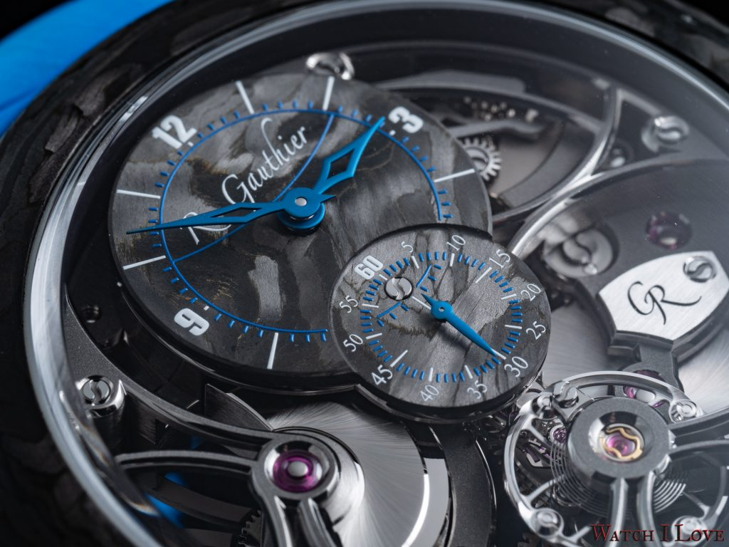 Romain Gauthier Insight Micro-Rotor Squelette Manufacture-Only Carbonium® Edition
