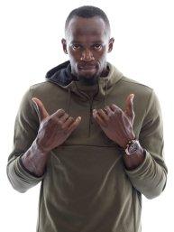 Hublot Ambassador Usain Bolt