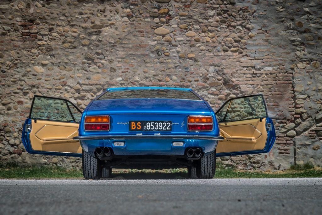 Lamborghini Jarama GT