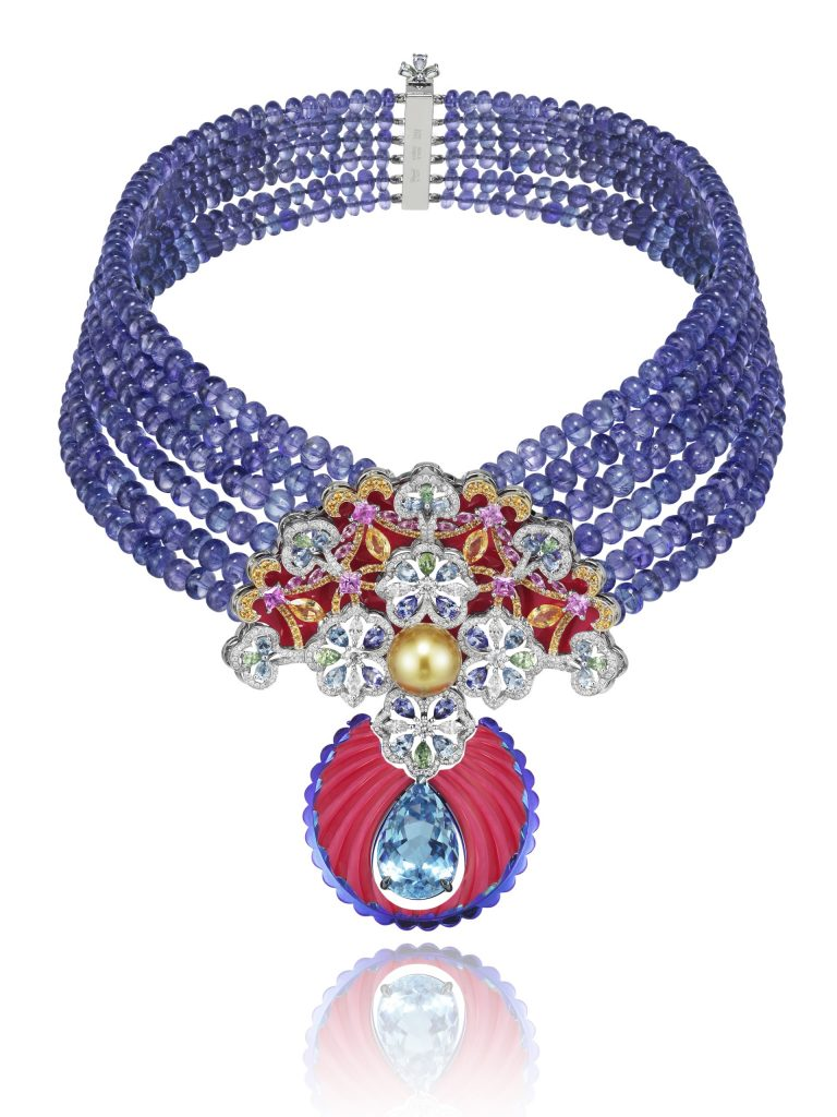 Necklace form Chopard Red Carpet Collection Ref 818009-9001