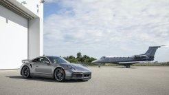 Porsche and Embraer Duet